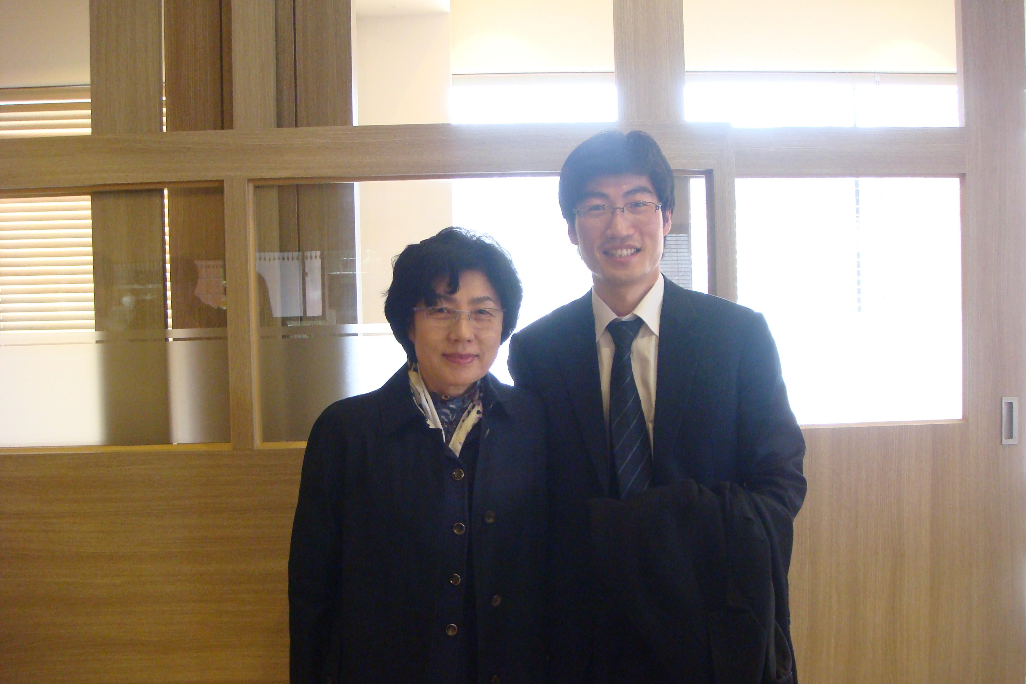 보험 베테랑 모자, 서울디지털대 보험금융학부에 입학하다