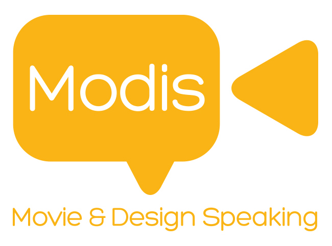 MoDiS(Movie Design Speaking) 로고이미지