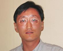전재호 교수  사진