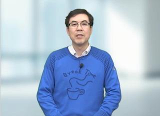 이석호 교수  사진